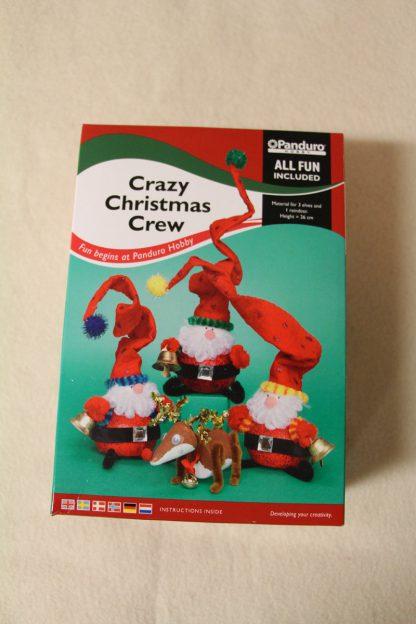 Crazy Christmas Crew