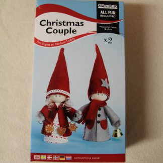 Christmas Couple - jólaföndur.
