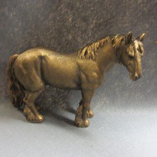 Hestur - gylltur