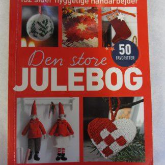 Prjónabækur og prjónablöð -Julebog