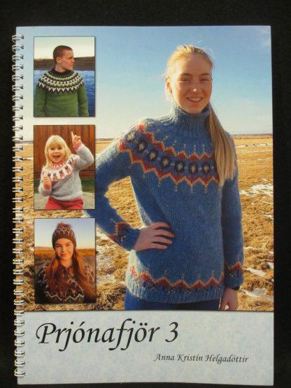 Prjónabækur og blöð - Prjónaför 3